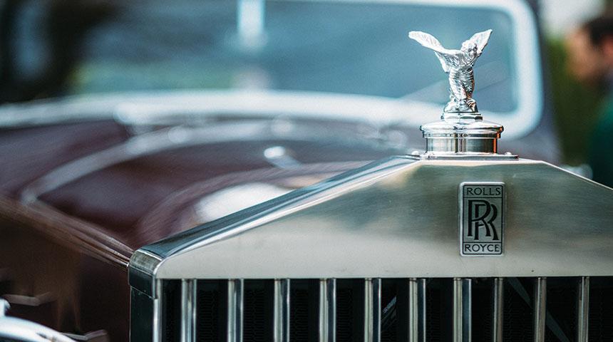 投稿画像 スの高級車たち ロールスロイス・ファントム EWB - スの高級車たち