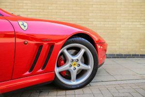 フェラーリ車 300x200 - フェラーリ車