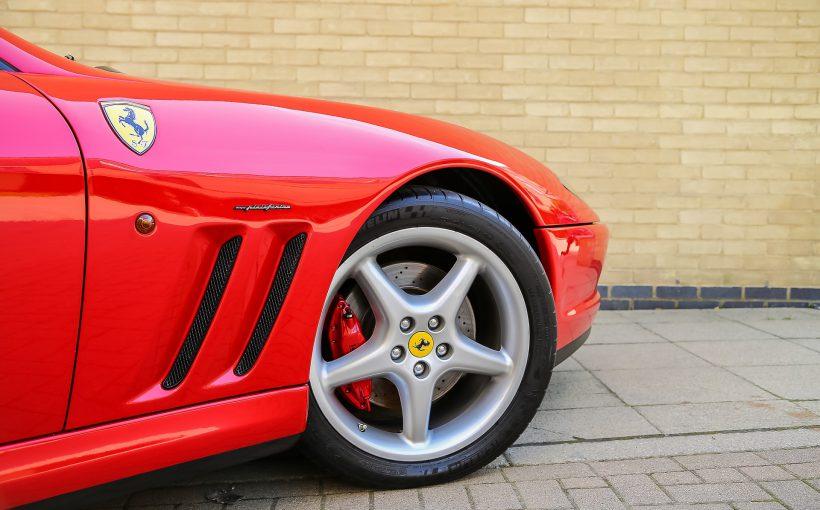 フェラーリ車 820x510 - 世界で一番有名な車ブランド