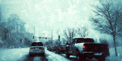 冬の運転のコツ