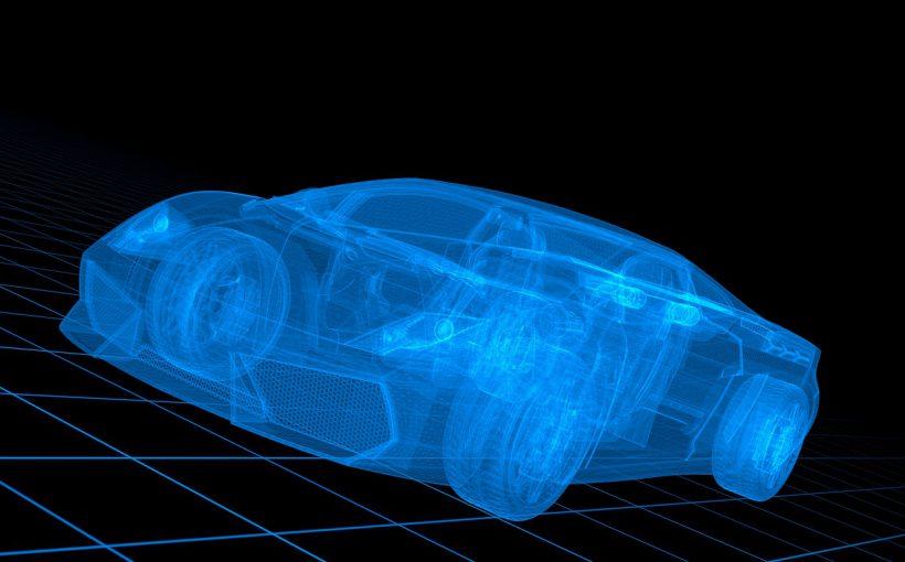 車の三次元 820x510 - 最新のテクノロジーを備えた車を紹介