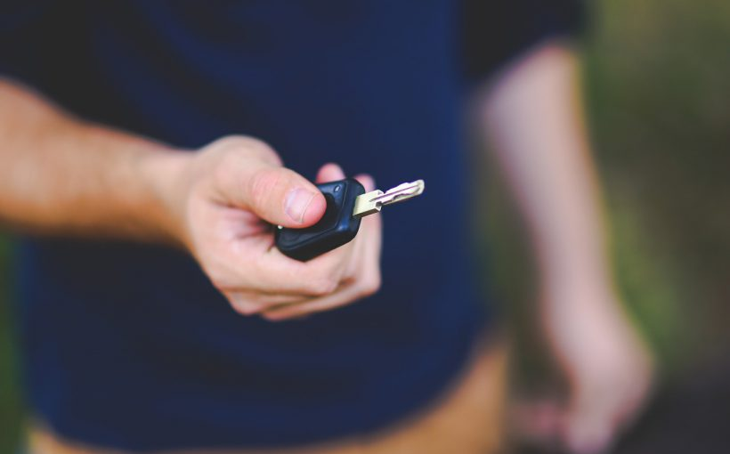 車のキー 820x510 - 車の売却方法の紹介