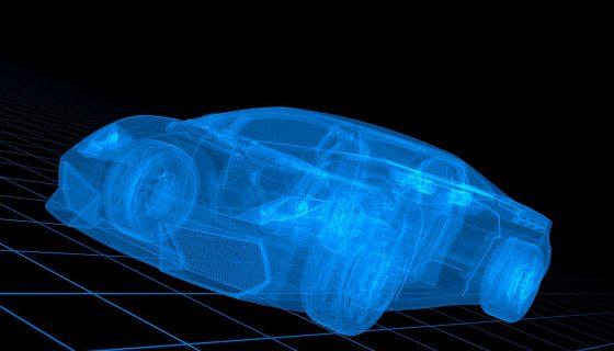 車の三次元 560x320 - 最新のテクノロジーを備えた車を紹介